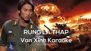 Rừng Lá Thấp.... karaoke .....Đan Nguyên