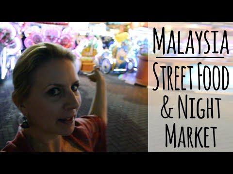 Expat Life: Jonker St. Night Market in Malacca Malaysia - Best Street Food