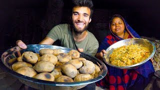 LIVING with an INDIAN VILLAGE FAMILY in UNKNOWN INDIA!