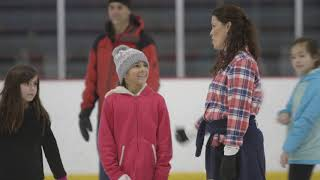 The day I tried to skate with Nancy Kerrigan