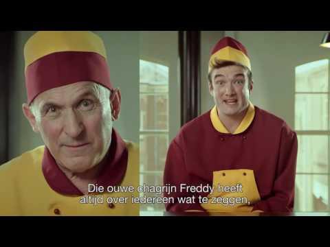 Darrel Heath in 'Twix The Hunt - Freddy VS Frank'