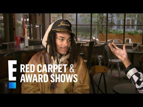 Luka Sabbat Bemoans Spending His 21st Birthday Working | E! Red Carpet & Award Shows