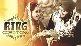 Ring Ceremony – Monty Singh