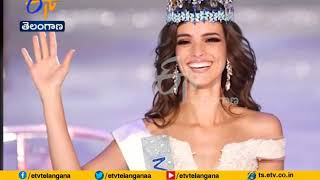Miss World 2018: Winner is Miss Mexico Vanessa Ponce De Le..