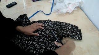 Cara mengecilkan baju dengan mudah