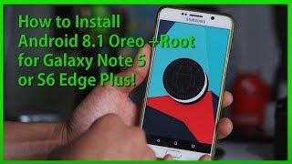 ROM] Galaxy V2 0 for Galaxy Note 5 & Galaxy S6 Edge Plus