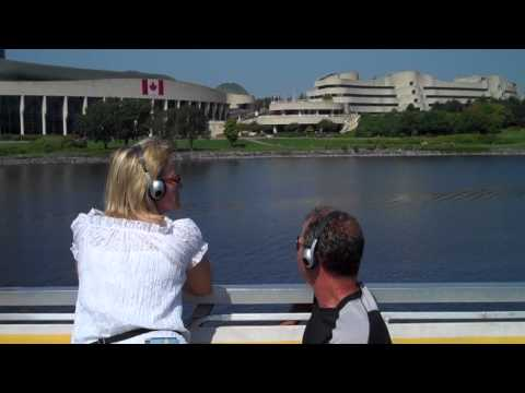 Capital Cruises Boat Tours in Six Languages in Canada's Capital - Ottawa