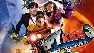 Spy Kids 3D - Nostalgia Critic