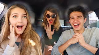 Surprising my Friends with Taylor Swift!? (THEY BELIEVED IT!)