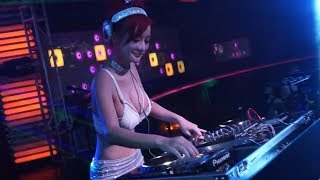 Tuyển nhạc Dance, quốc tế, remix hay nhất 1 thời điên đảo - DJ nữ xinh đẹp và bốc lửa - YouTube