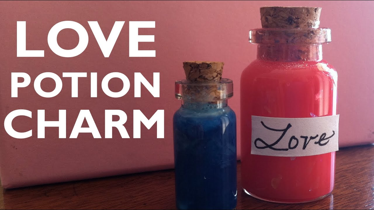 How To Real Make Love Potion With Food