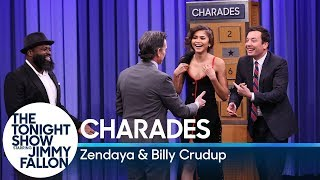 Charades with Zendaya and Billy Crudup