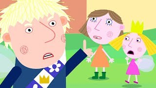 Ben and Holly's Little Kingdom | Big People Alert! | Cartoon for Kids
