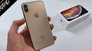 iPhone Xs Max - UNBOXING & REVIEW!