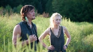 The Walking Dead - Season 4   Episode 13 Making of   Alone