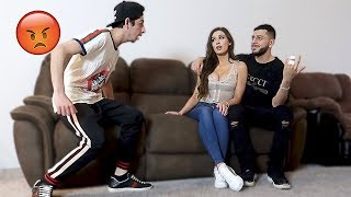 My Ex-Girlfriend is DATING my BROTHER... **my reaction**