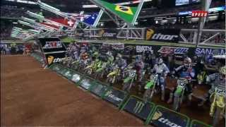 2012 AMA Supercross Atlanta Round 8 Part 2