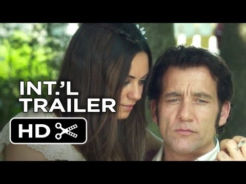 Blood Ties Official International Trailer #2 (2013) - Zoe Saldana, Mila Kunis Movie HD