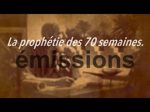La prophétie des 70 semaines
