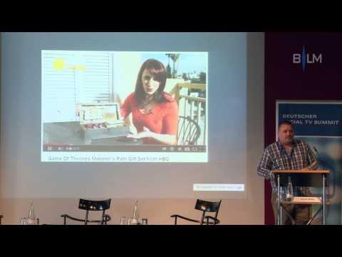 Vortrag: Patrick Möller über Nutzerbindung durch Storytelling