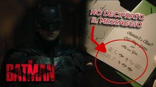 The Batman: Reaction, ANALISI, EASTER EGG. Tutti i SEGRETI del primo Trailer