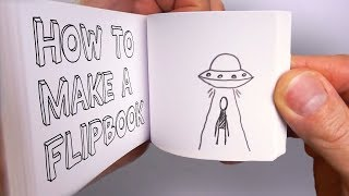 How to MAKE A FLIPBOOK