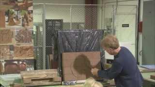Brad Spencer - Brick Sculpting