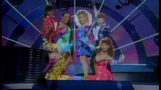 Solid Gold Dancers at the 1986 Miss Teen USA Pageant - Part One