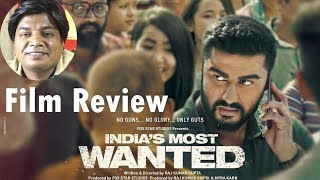 India's Most Wanted movie Review by Saahil Chandel | Arjun Kapoor