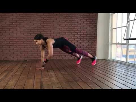 "STRONG by Zumba® with Jeanette Jenkins | Plank Jack Challenge | Song ""ZumZum"""
