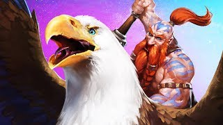 New Falstad Build Sweeping The World