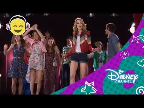 Baixar Disney Channel España | Videoclip Bridget Mendler - Hurricane (Violetta Version)