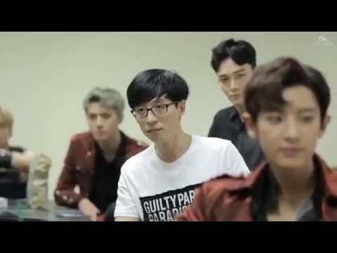 Dancing King - EXO ft Yoo Jae Suk