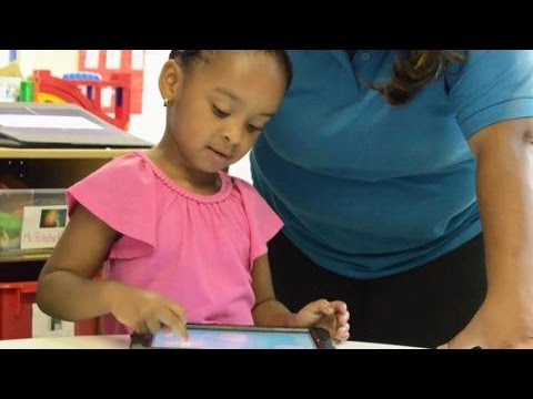 Creating the Foundation for Technology in Preschools