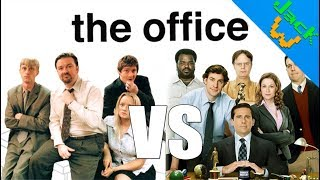 The Office UK vs The Office USA - JackW Reviews