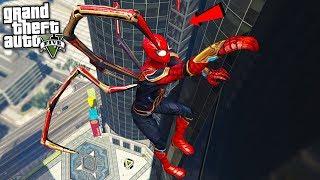 IRON SPIDER MAN - GTA 5 Mods