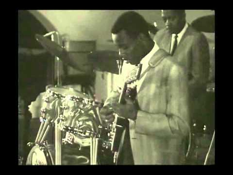 George Benson with Jack McDuff Antibes 1964