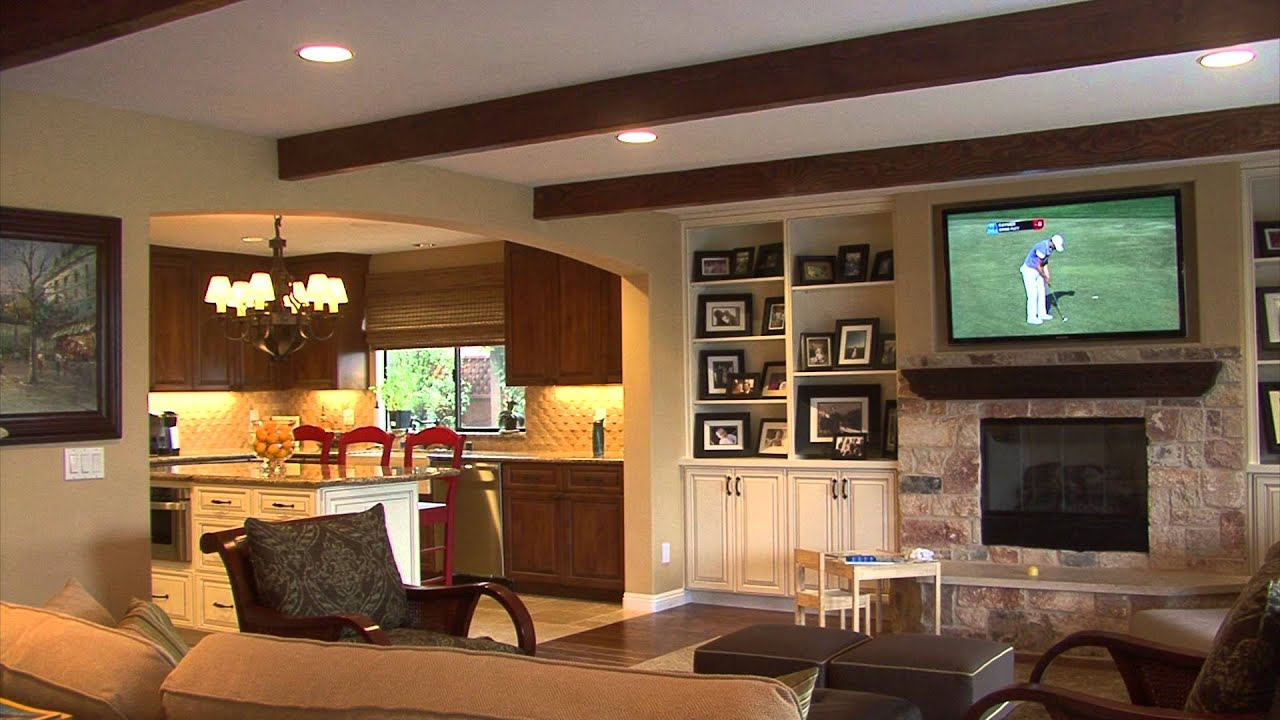 Whole-House Remodel Turns 70's House Into Dream Home