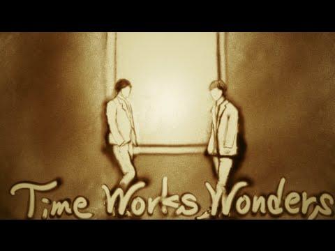 東方神起 / 「Time Works Wonders」 サンドアートVer.