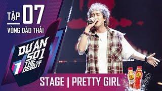 THE DEBUT 2018 - Dự Án Số 1 | Tập 7 | Pretty Girl - Bá Vương