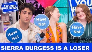 Noah Centineo, Shannon Purser, & Kristine Froseth Play Never Have I Ever!