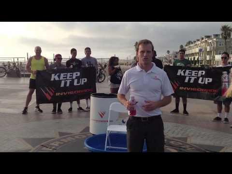 INVIGORADE - ALS Ice Bucket Challenge