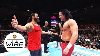 The Wire: Switchblade Jay White joins Bullet Club