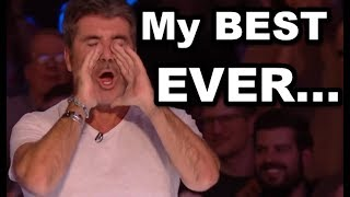 4 Simon Cowell's BEST EVER Acts on X Factor and Got Talent!