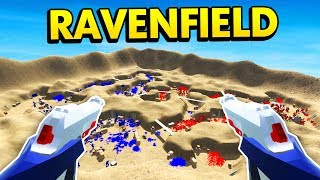 Ravenfields NEW Undead Army Game Mode! (Ravenfield New