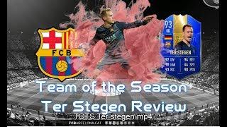 FIFA 19 TOTS TER STEGEN PLAYER REVIEW   BEST FIFA 19 GOALKEEPER?  FIFA 19 ULTIMATE TEAM