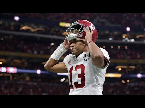 The Game That Made Tua Tagovailoa Famous
