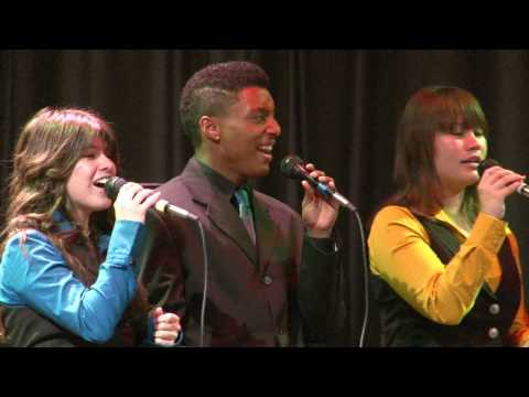 Downey High School Epic Jazz Choir 2010 Scarborough Fair HD