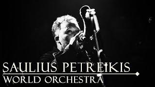 Saulius Petreikis - Saulius Petreikis World Orchestra - Laimingo laimintuo