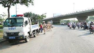 TP Hồ Chí Minh phát sinh 3 điểm đen tai nạn giao thông